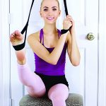 leg stretcher+stretching band