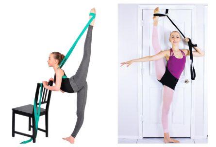 leg stretcher+stretching band