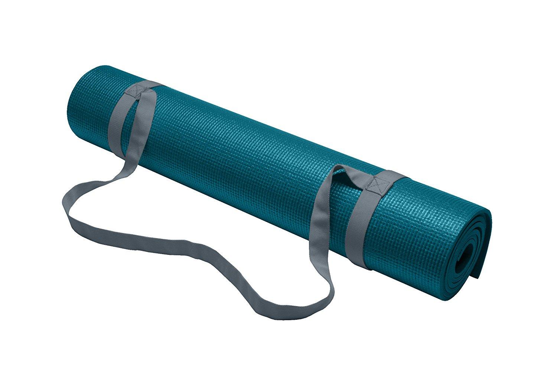 Gaiam Yoga Mat Sling Yoga Strap 3 Flexibilitytraininghq