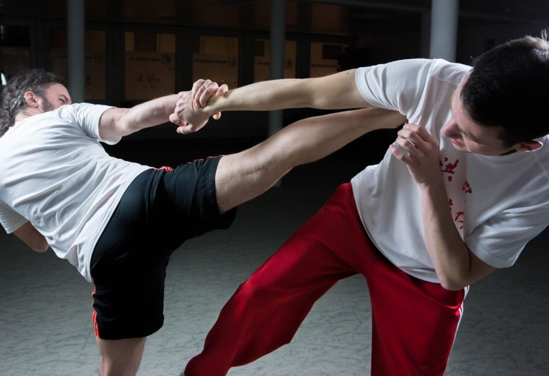 Training Martial Arts And Feel Its Benefits