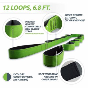 Looped Stretching Strap
